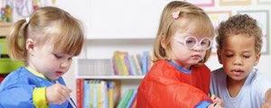 Free Childcare and Education for 2 year olds